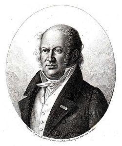 Étienne Geoffroy Saint-Hilaire (1772-1844)