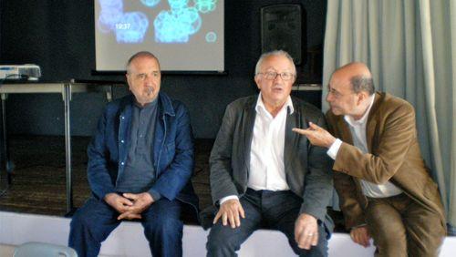 Conversations sur l'invisible avec Jean-Claude Carrière