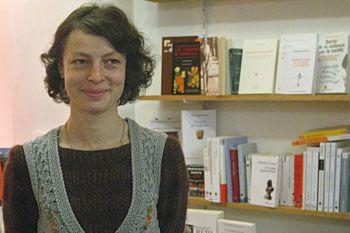 Hélène Baril, libraire