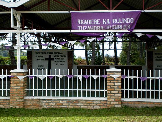 A Rusiga, un vrai mémorial