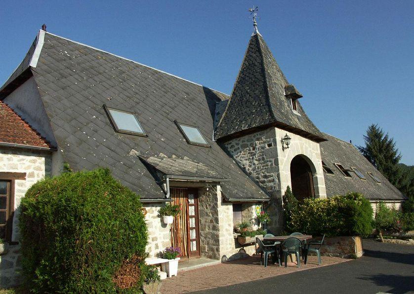 La diversification touristique d'une exploitation à Pers (Cantal)