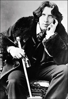Oscar Wilde à New York