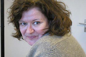 La réalisatrice Marguerite Gateau