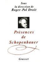 Présences de Schopenhauer