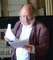 L'écrivain et traducteur Henri-Alexis Baatsch