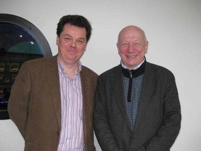 Christophe Salaün et Pierre Gibert
