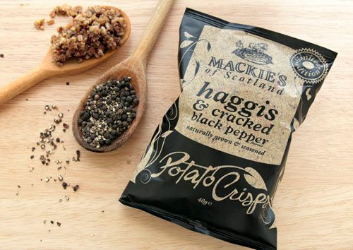 Poivre (chips écossais Mackies)