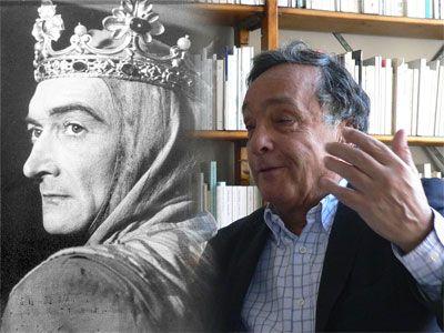 Jean Vilar dans Richard II, Lucien Attoun