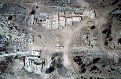 Tel Yarmouth, à l'est de Jérusalem, palais  du IIIe millénaire av. J.-C