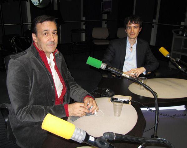 Patrick Mauriès et Guillaume de Sardes