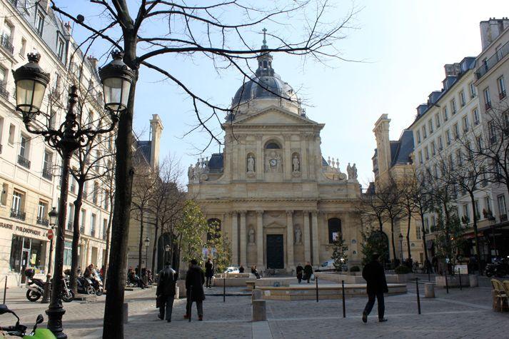 Université Paris-Sorbonne.