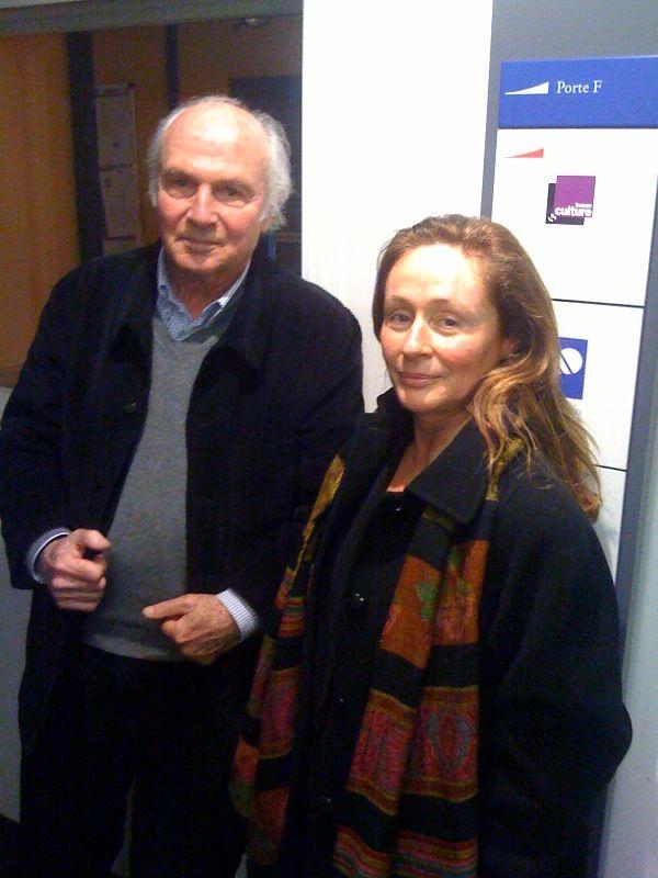 Claude Bataillon et Leticia Clouthier-Ducru