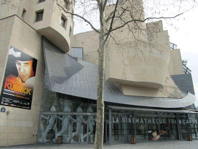 Kubrick_Cinémathèque