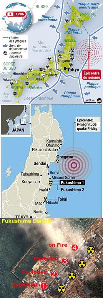 Fukushima - En quête de science - 1
