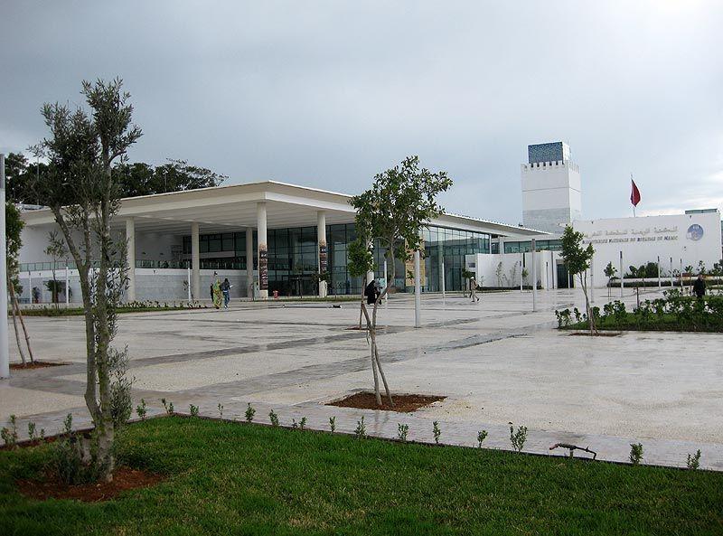 la Bibliothèque nationale du Royaume du Maroc