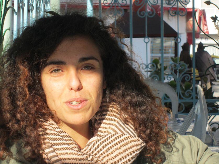 Henda Chennaoui, notre traductrice.