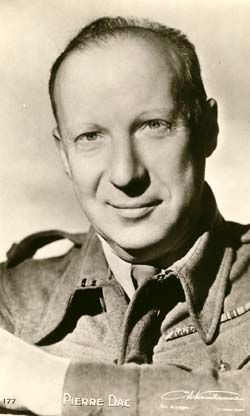 Pierre Dac  à Londres (1946)