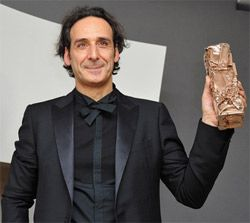 Alexandre Desplat - César 2011