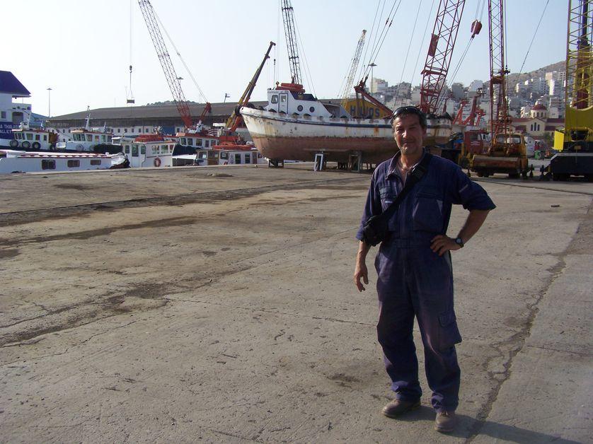 Dimitri, le docker