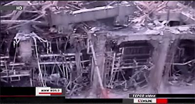 Fukushima: L'état du réacteur n°3