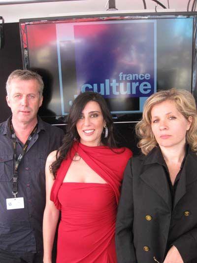 Bruno Dumont, Nadine Labaki et Eva Ionesco