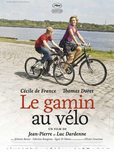 Affiche Le Gamin au vélo