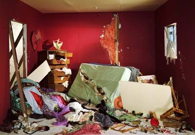 The Destroyed Room