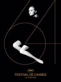 Affiche du 64e festival de Cannes