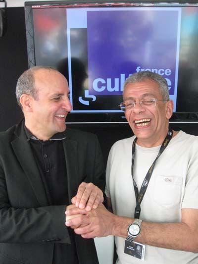 Mourad Ben Cheikh et Yousri Nasrallah