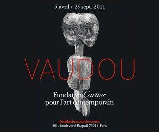 Affiche de l'exposition Vaudou