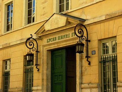 Le lycée Henri IV