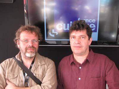Jean-Jacques Jauffret et Pierre Schoeller