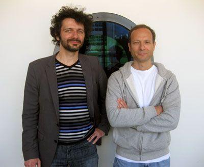 Bruno Freyssinet et Frédéric Lordon