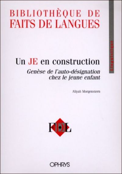 Un JE en construction