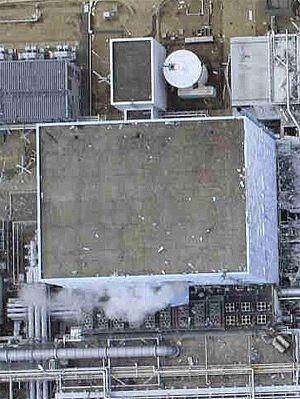 Fukushima: Réacteur N°2