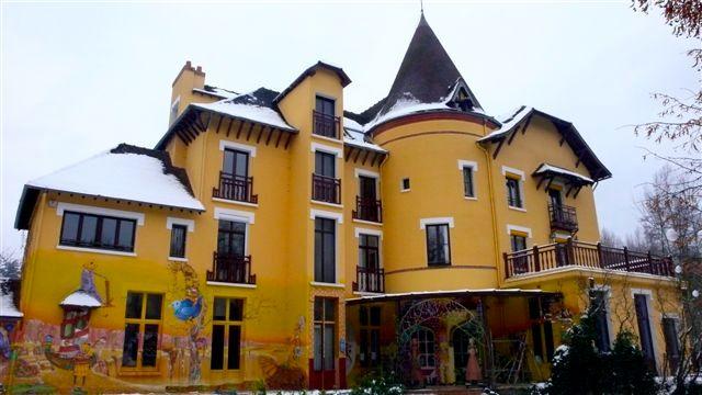 La maison de Slava