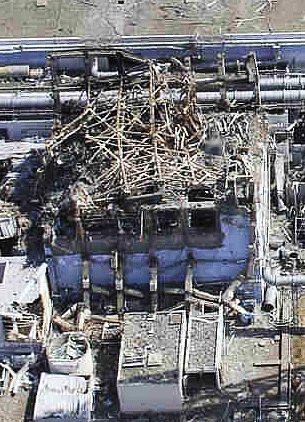 Fukushima: Réacteur N°3