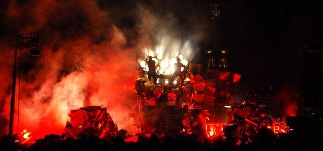 Commandos Percu Destruction Tourcoing 2011