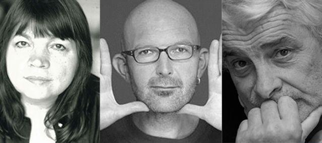 Myriam Boyer, Marco Beacco et Jacques Weber