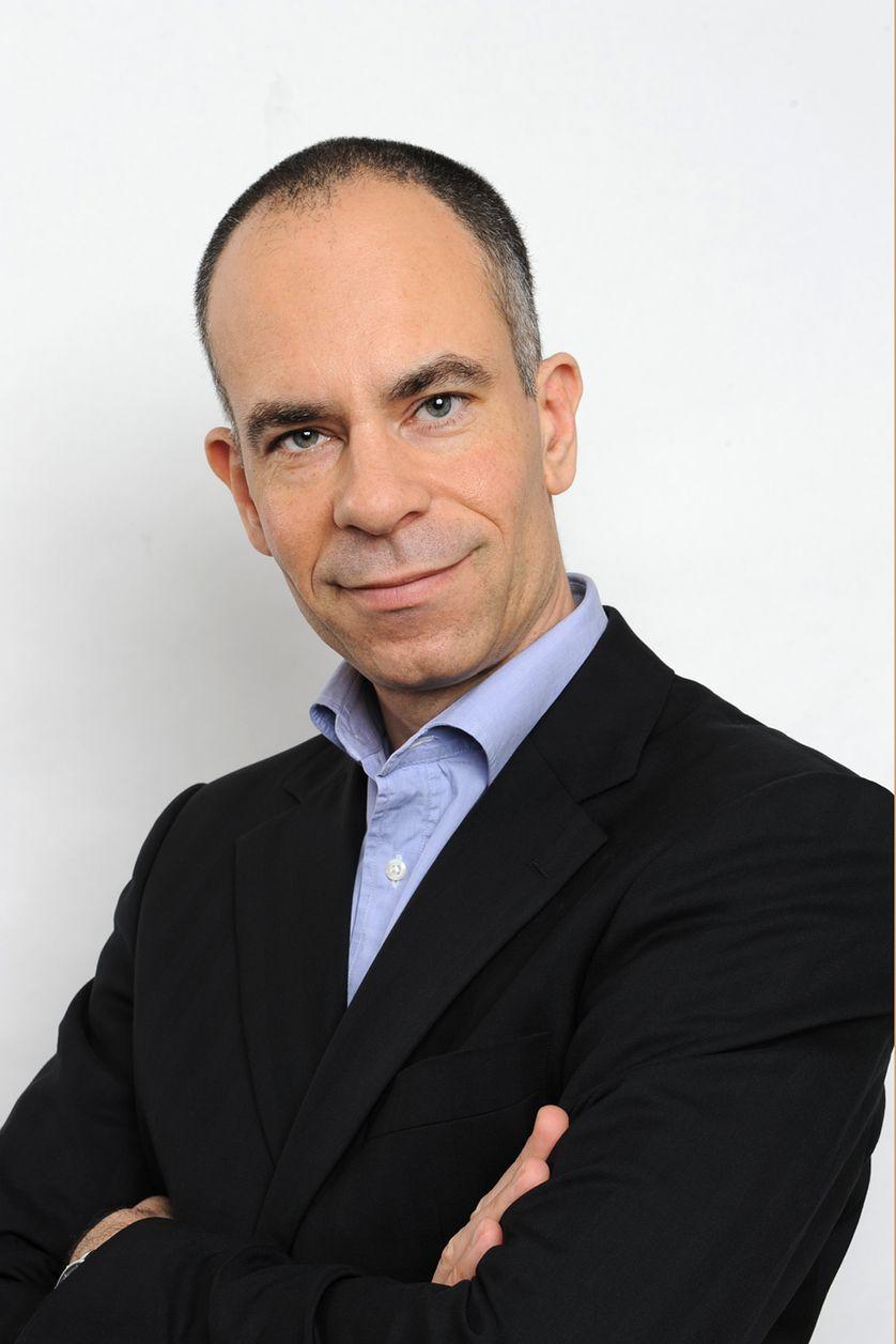 Stéphane Van Gelder, directeur général de l'INDOM et Président du GNSO