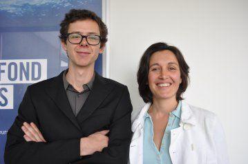 Pierre Alonso et Leyla Dakhli