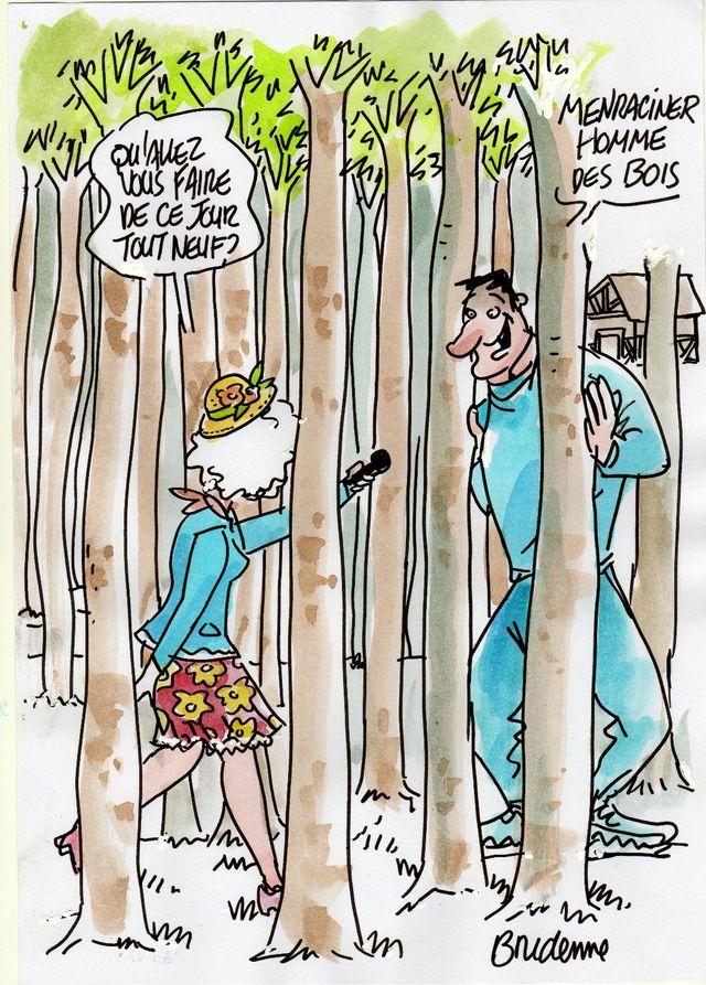 Homme des bois