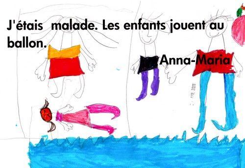 dessin d'Anna-Maria