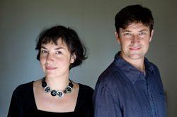 Hortense Archambault et Vincent Baudriller