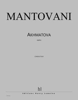 Akhmatova, Bruno Mantovani
