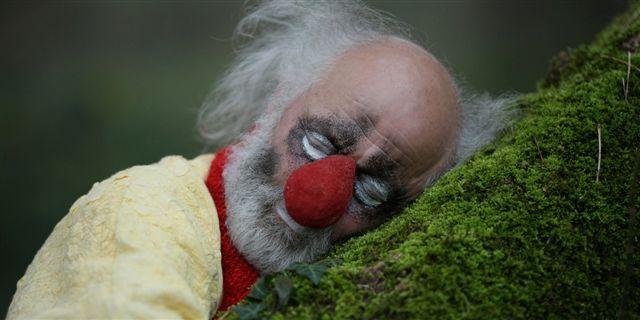 Slava le clown