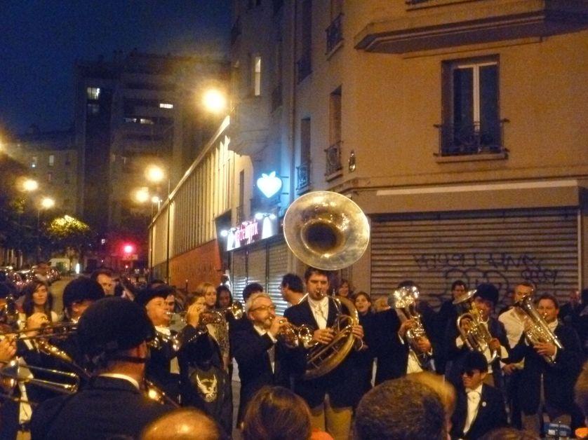 Fête de la musique 2011 dans le XIe arrondissement à Paris