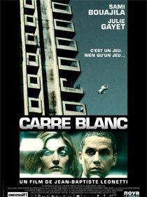 L'affiche du film Carré blanc