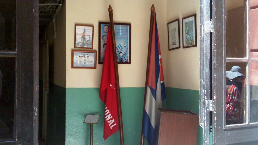 Fidel Castro : les lieux de la formation