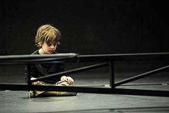 """""""Enfant"""", de Boris Charmatz"""